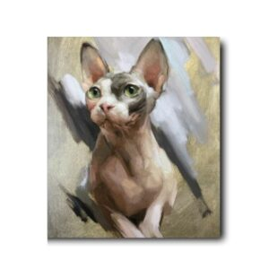 customized pet paintings-2