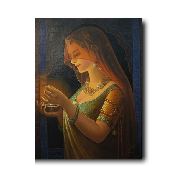 buy-original-indian-artwork-moments-before-the-arrival