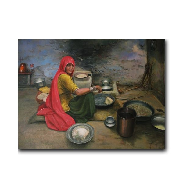 indian-village-artwork-richness-of-the-simplicity