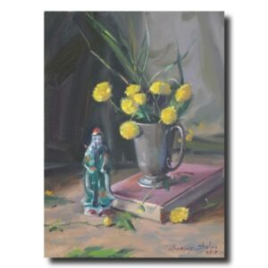 Still Life Oil Paintings by Sanjay Shelar oil-painting-by-sanjay-shelar-2