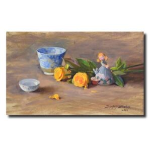 Still Life Indian Paintings by Sanjay Shelar oil-painting-by-sanjay-shelar