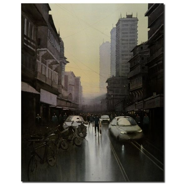 monsoon-watercolor-painting-by-nanasaheb-b-yeole