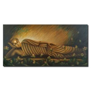 the-reclining-buddha-oil-on-canvas-painting-by-madhumita-36x72