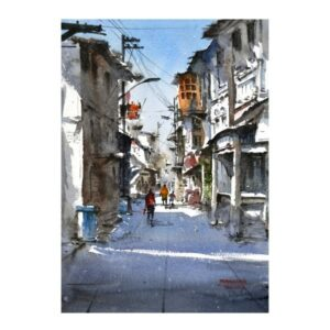 watercolor-7-painting-by-mahesh-mankar-10x14