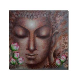 buddham-acrylic-on-canvas-painting-by-madhumita-24x24