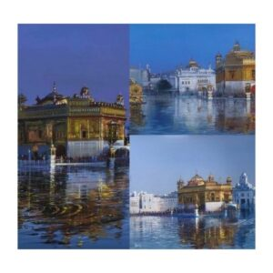 golden-temple-acrylic-on-canvas-painting-by-bijay-biswaal-30x40