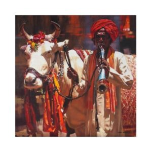 graceful-appearance-oil-on-canvas-painting-by-parag-borse-32x32