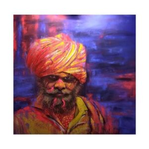 dhangar-color-pencil-dry-pastel-artwork-by-parshuram-patil-18x18