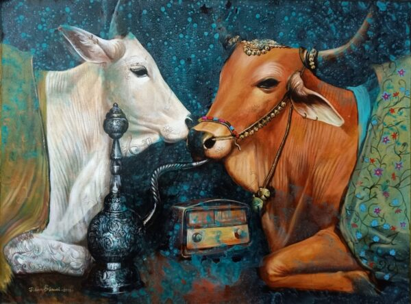 quality-time-acrylic-on-canvas-by-jiban-biswas-36x48