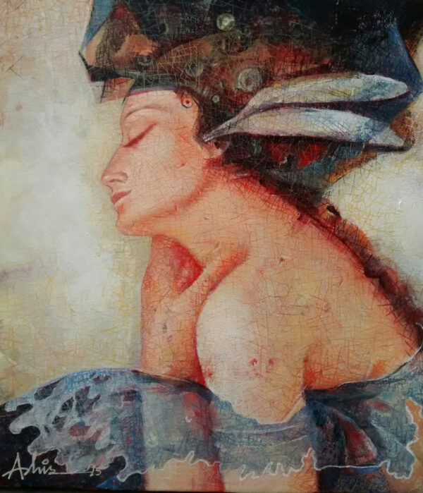 she-acrylic-on-canvas-painting-by-ashis-mondal-14x16