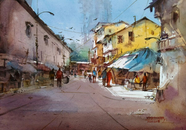watercolor-5-painting-by-mahesh-mankar-10x15