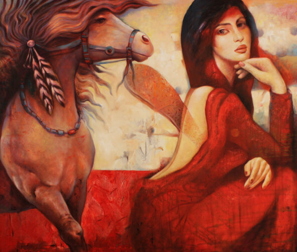 composition-16-oil-on-canvas-painting-by-ashis-mondal-30x32