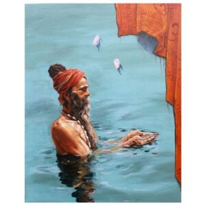 Buy Banaras Varanasi Ghat Paintings Online