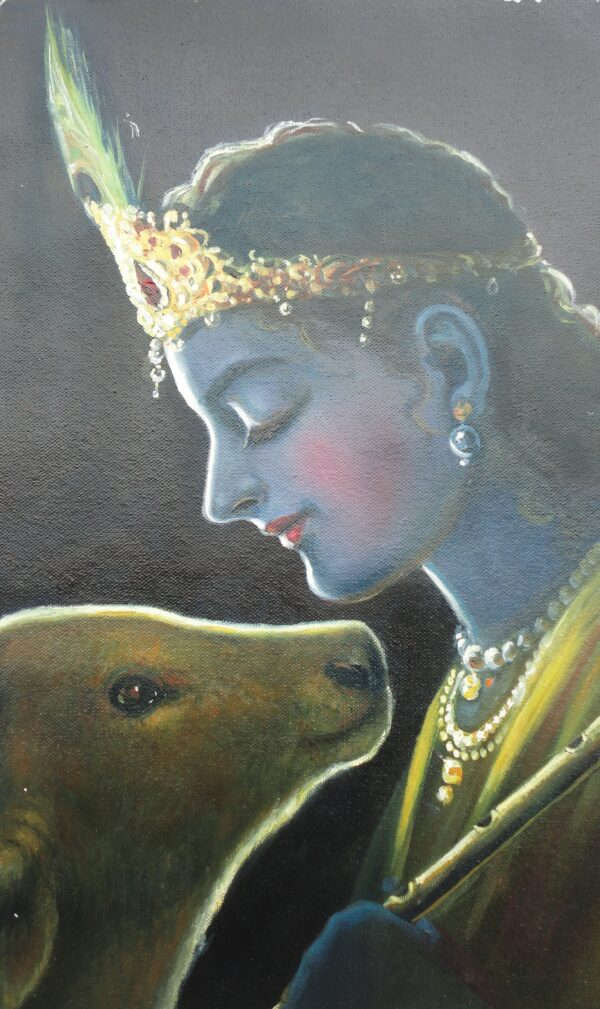 | Oil Painting By Hari Om Singh | 24x18