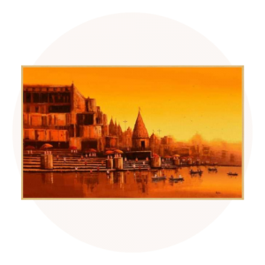 Ghat Paintings For Sale