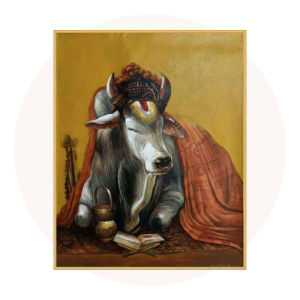 Nandi Paintings For Sale