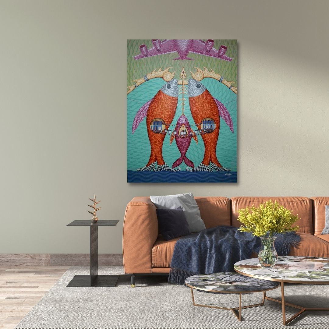 WE CAN-2, 36X48 INCH