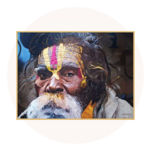 Sadhu Paintings For Sale