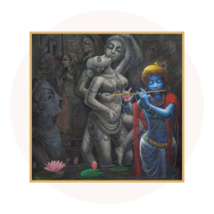 Krishna Paintings For Sale