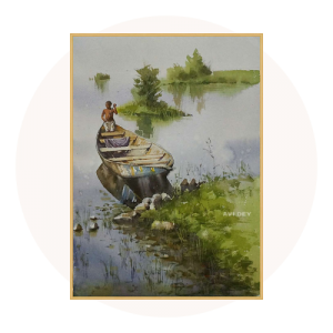 Riverscape Paintings For Sale