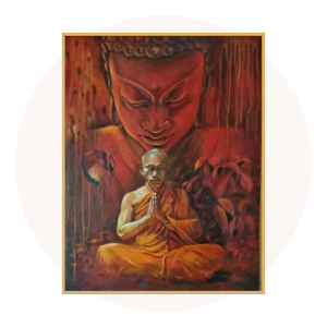 Meditation Buddha Paintings For Sale