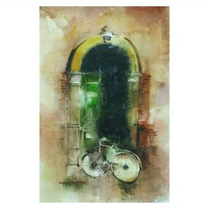 M NOW - Size 17x26 inch - Surface HANDMADE PAPER - Medium WATERCOLOR