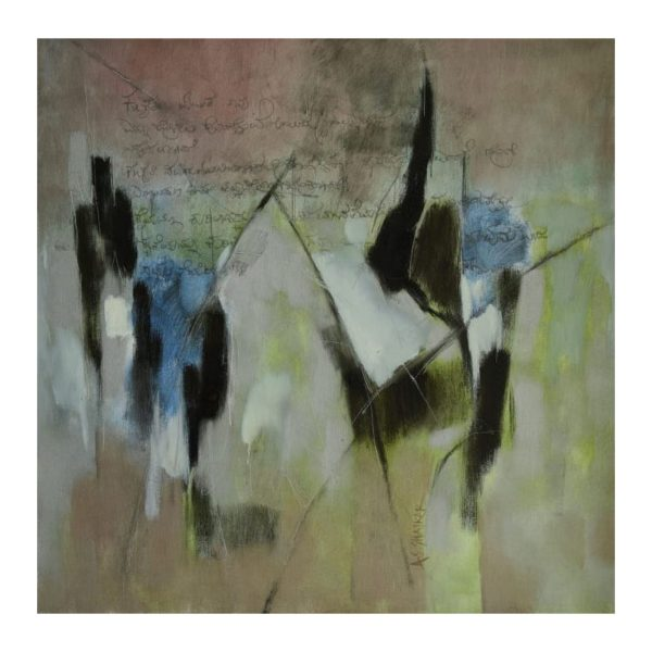 The Friends_Acrylic on Canvas_36x60 (Inch)