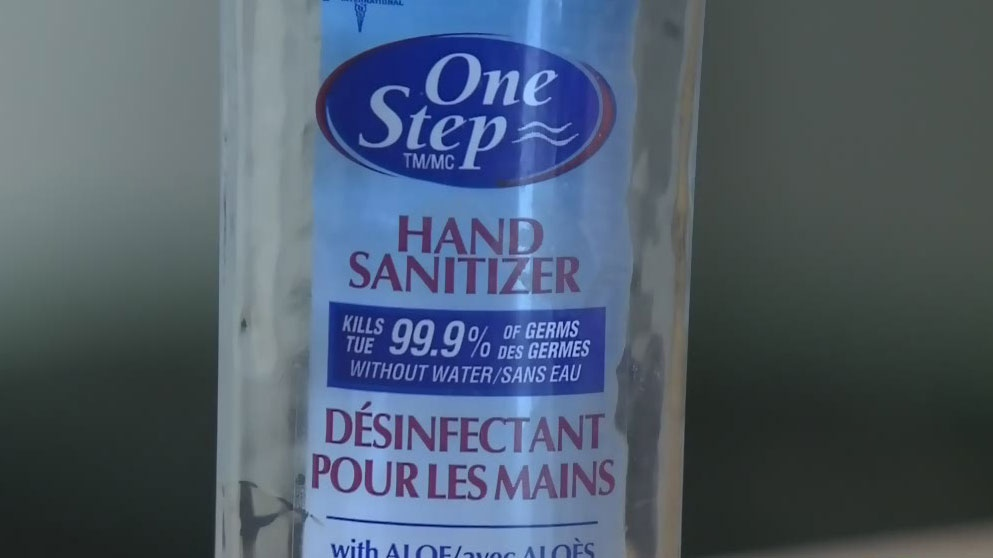 Hand Sanitizer Sold Out In Many Regina Stores Ctv News