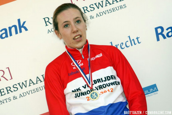 dutch national championship : But Rooderkerken, who is the first women's champion of the pioneering race, was as welcome as anyone. - debbiebissett.com