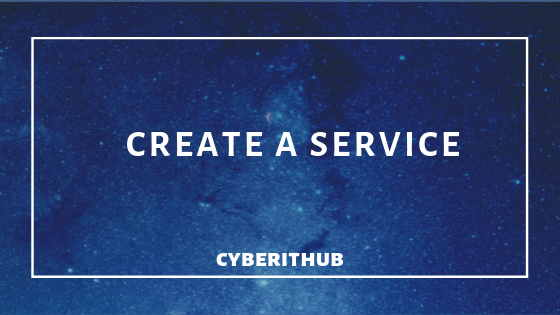 Create a Service to Expose your Apps on Kubernetes(v1.16) 1