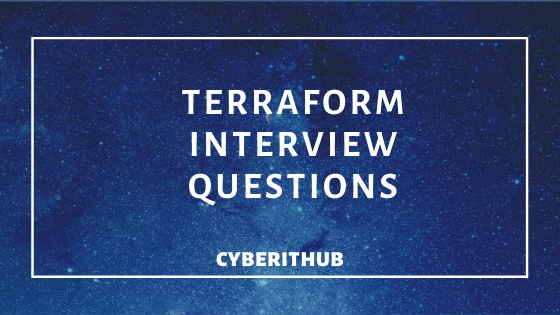 13 Best Terraform Interview Questions and Answers 1