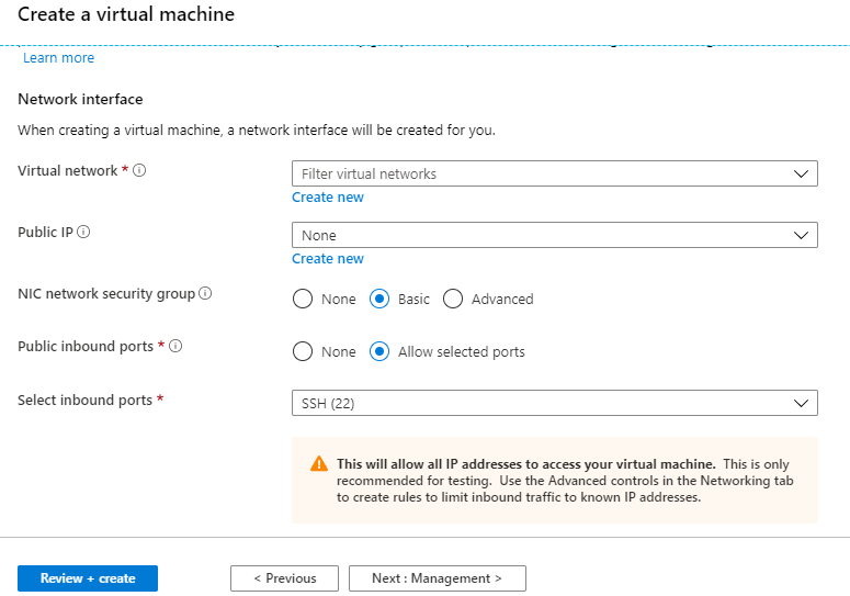 For Beginners: Create Virtual Machine in Azure with Just 7 Easy steps 5