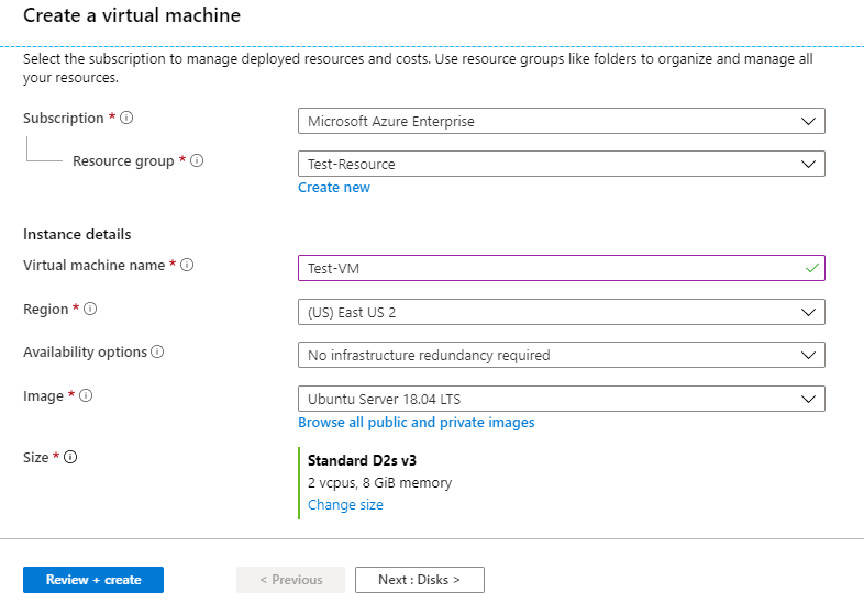 For Beginners: Create Virtual Machine in Azure with Just 7 Easy steps 3