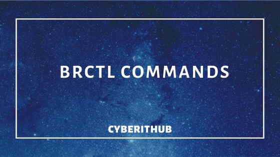 10 Best brctl Command Examples in Linux 1