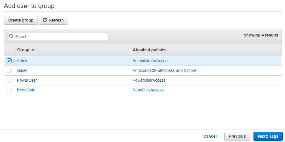 Using 3 Easy Steps - How to Create an IAM User and Attach Policy in AWS 4