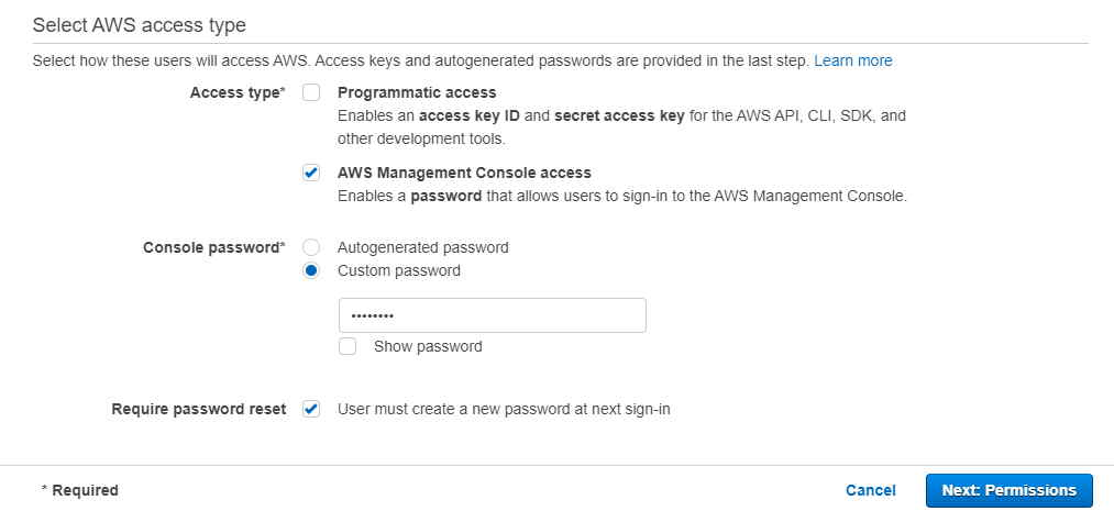 Using 3 Easy Steps - How to Create an IAM User and Attach Policy in AWS 3