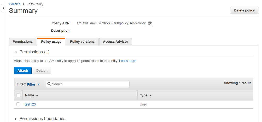 Using 3 Easy Steps - How to Create an IAM User and Attach Policy in AWS 9