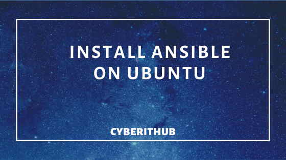 How to Install Ansible on Ubuntu 18.04 with Best Practices 1