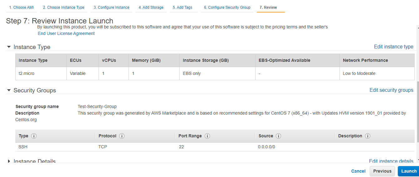 For Beginners: Create an EC2 Instance in AWS with 7 Easy Steps 8