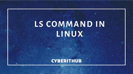 16 Best ls command examples in Linux 1