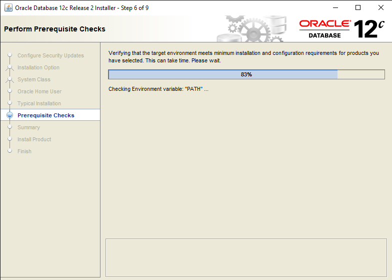 Easy steps to Install Oracle Database 12c in Windows 10 8