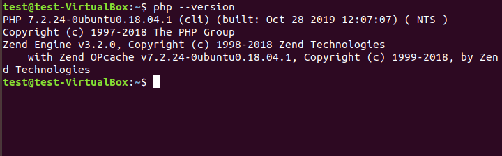 How to install PHP on Ubuntu 18.04 4