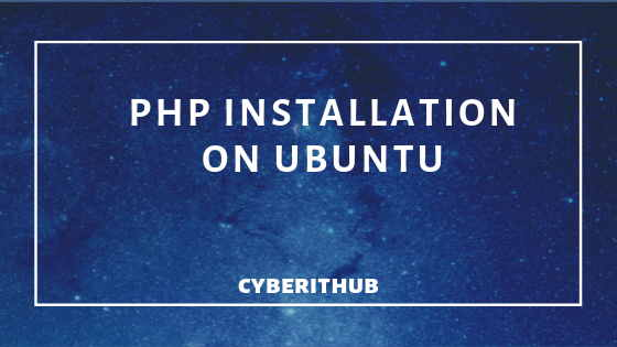How to install PHP on Ubuntu 18.04 1