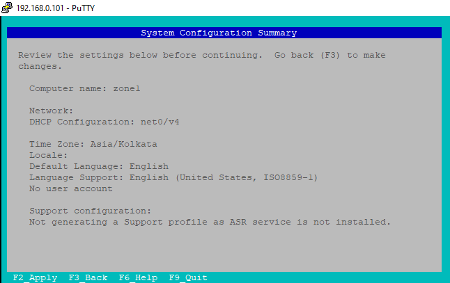 How to create and configure Zone in Solaris 11 12