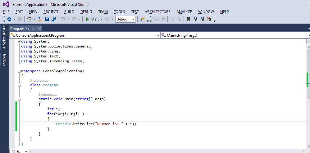 6 Useful C# For Loop Examples 2