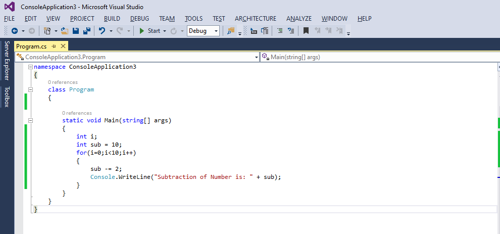 6 Useful C# For Loop Examples 8