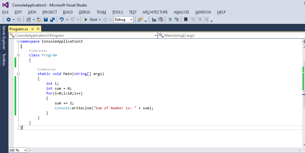 6 Useful C# For Loop Examples 6