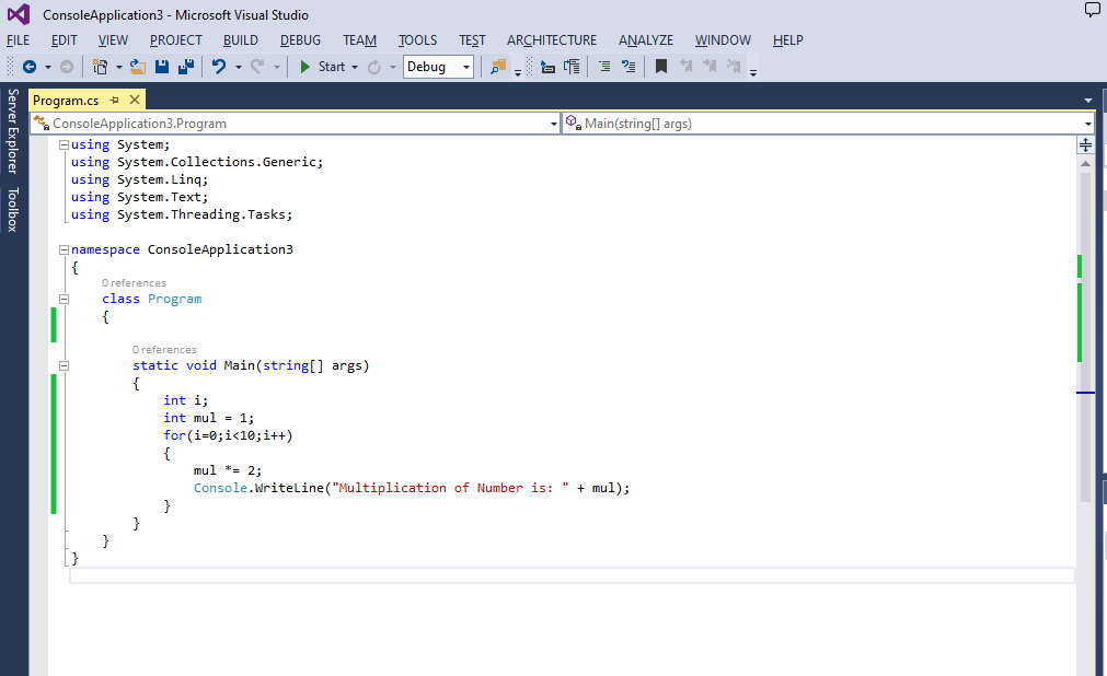 6 Useful C# For Loop Examples 10