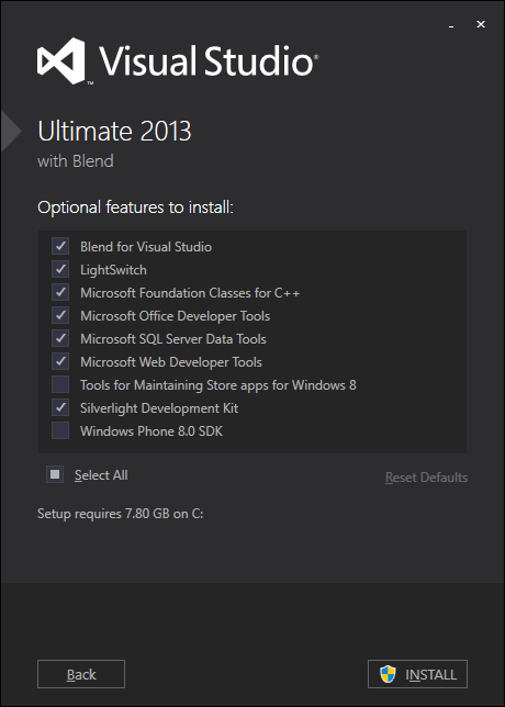 Best Visual Studio 2013 Download and Installation Steps 3
