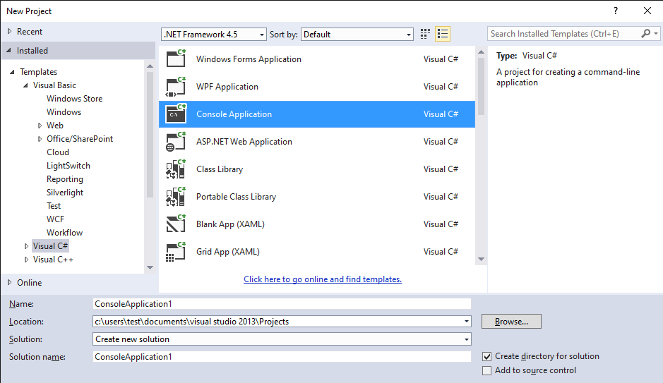 Best Visual Studio 2013 Download and Installation Steps 6
